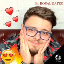influencer el rosal dates