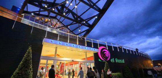 Centro comercial el rosal 3