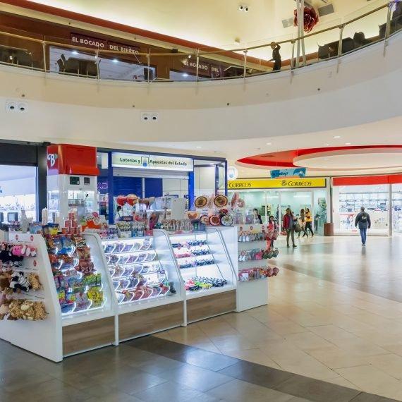 Centro comercial el rosal 5