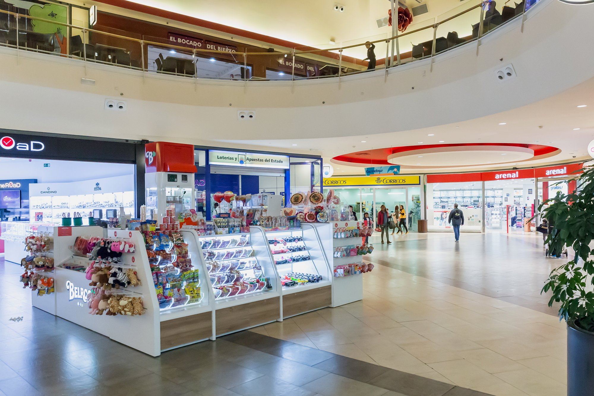 Centro comercial el rosal 5 centro comercial el rosal - Centro comercial el serrallo ...