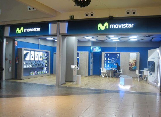 CommCenter Movistar