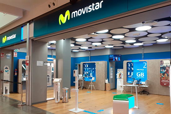Movistar Commcenter