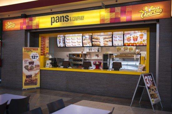 Pans&Company-Pollo campero