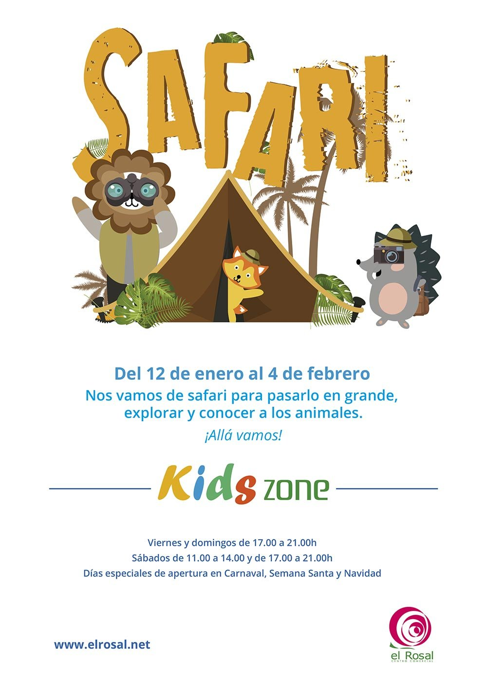Safari en Kids Zone