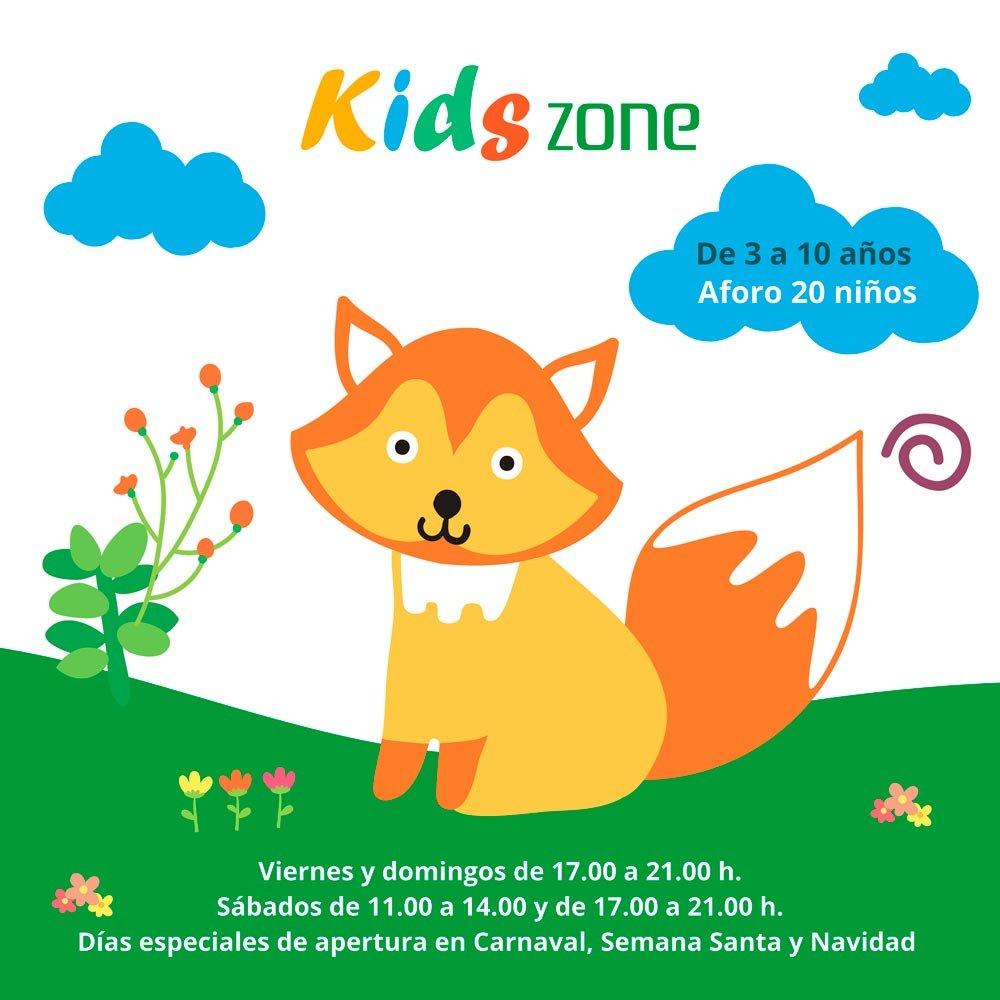KIDS ZONE – Fun Play Area