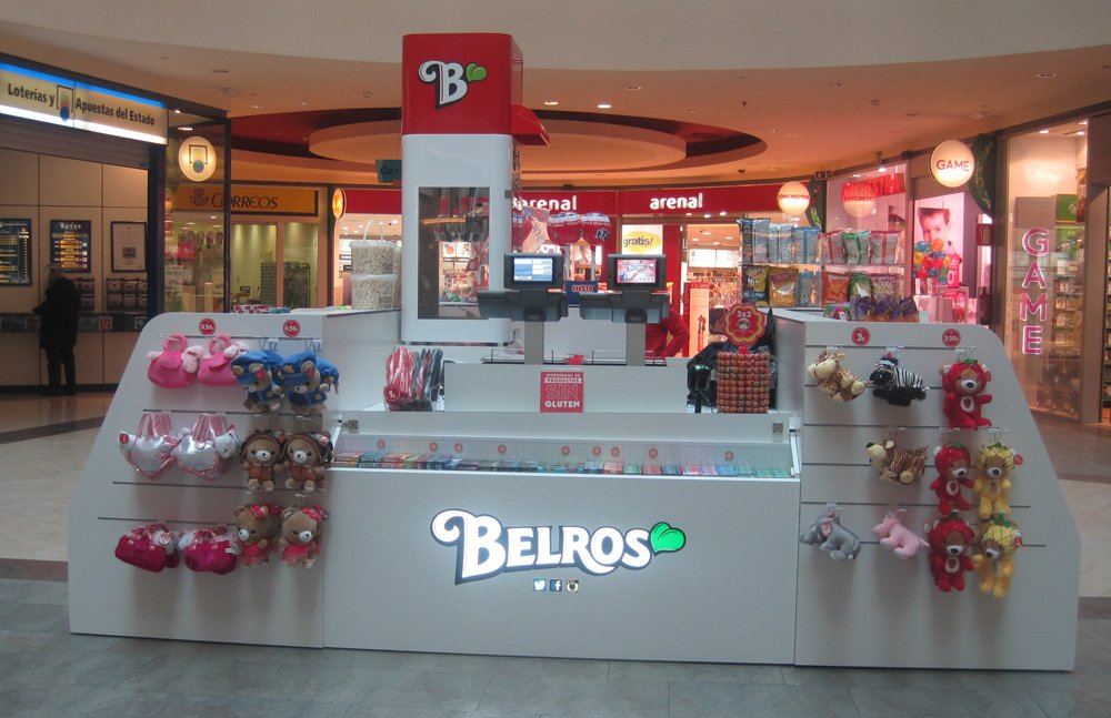 Kiosco Belros