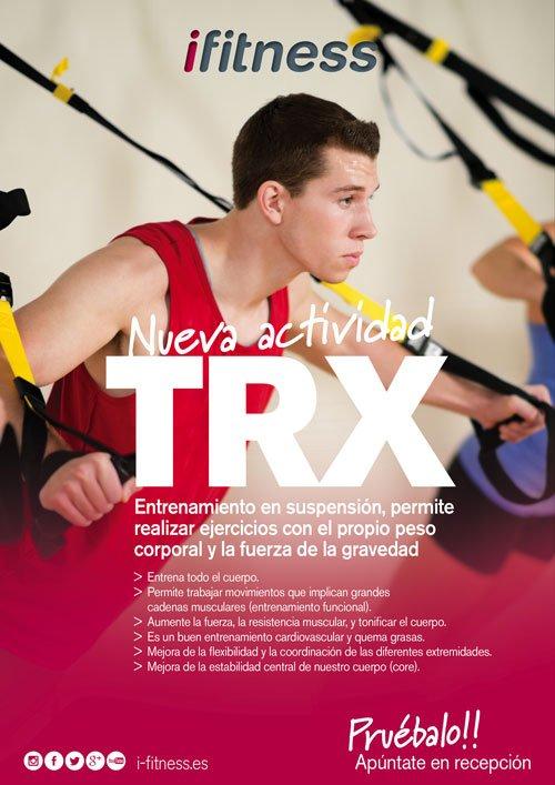 Nueva Actividad TRX