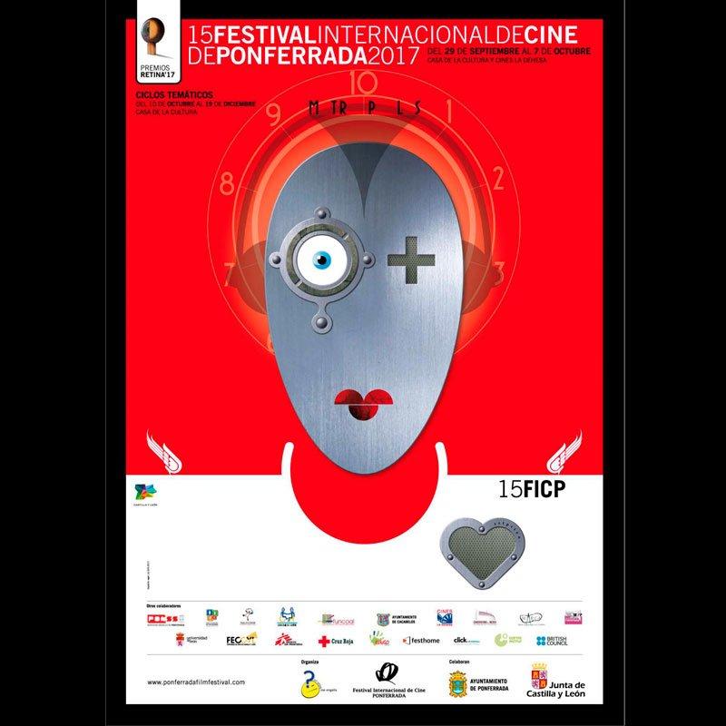 15º Festival internacional de Cine de Ponferrada 2017.