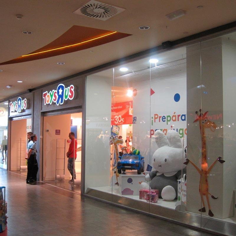 Inauguración ToysRus