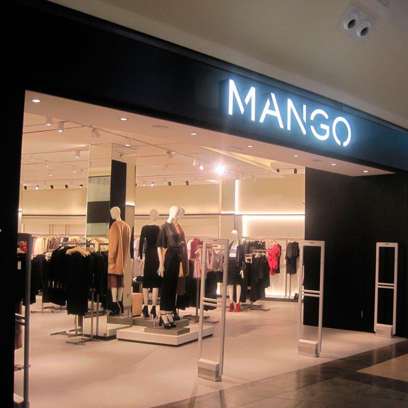 Inauguración Mango
