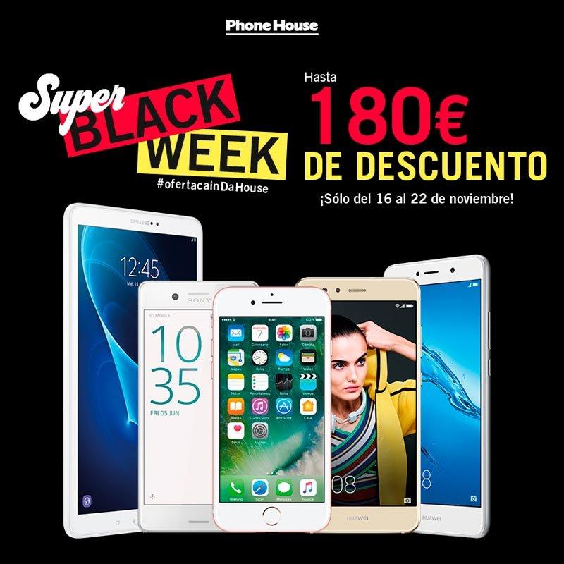 Super Black Week en The Phone House