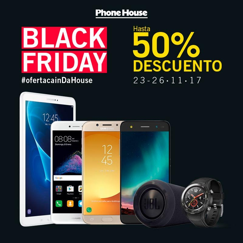 Black Friday Phone House