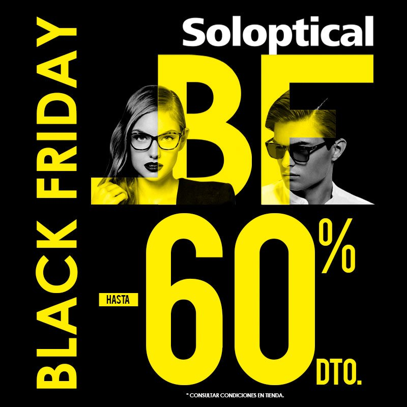 Black Friday Soloptical