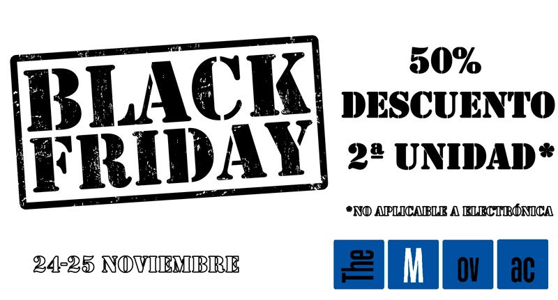 BLACK FRIDAY The Movac