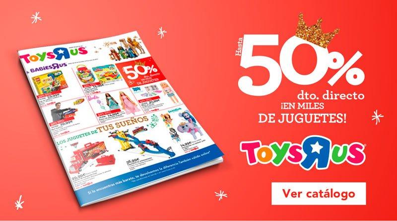 CATÁLOGO DE REYES Toys'R'us