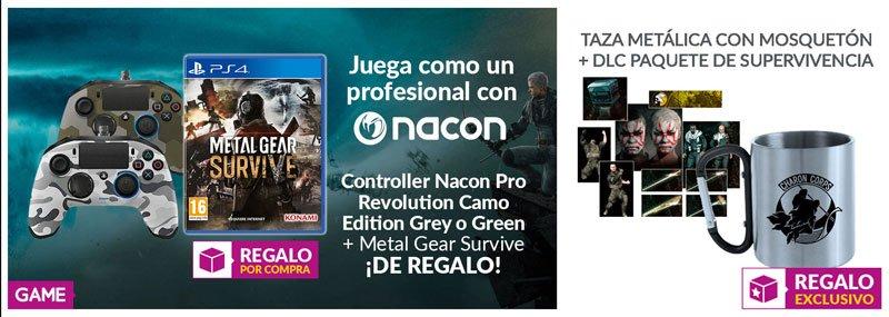 Nuevos controllers NACON REVOLUTION PRO CAMO EDITION