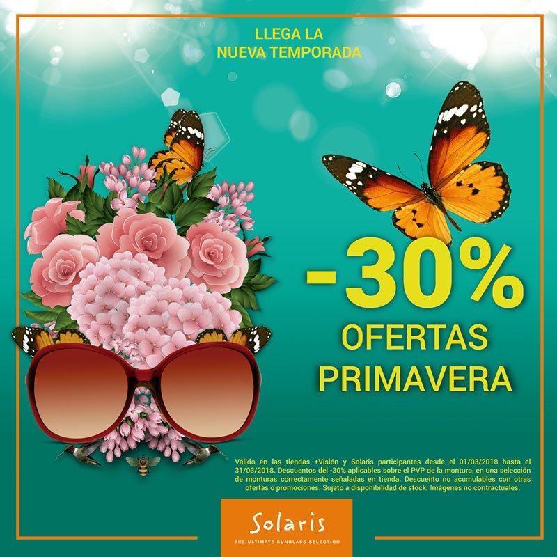 Spring -30% en Solaris