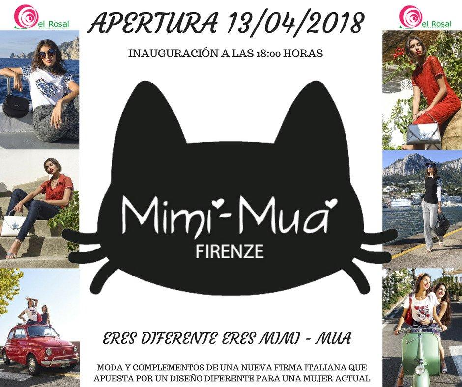 Inauguración Mimi Mua