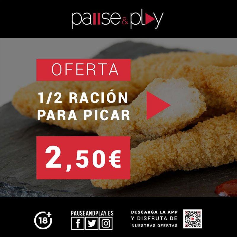 Nuevas ofertas Pause&Play
