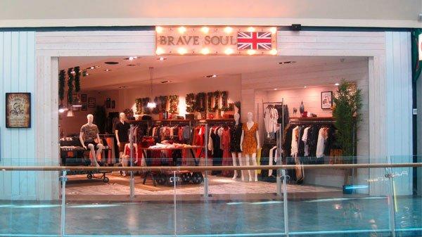 Nueva apertura: BRAVE SOUL