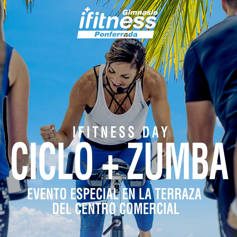 IFITNESS DAY: CICLO + ZUMBA