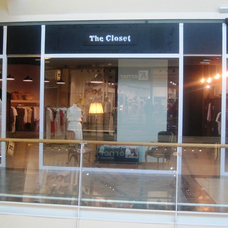 NUEVA APERTURA: THE CLOSET