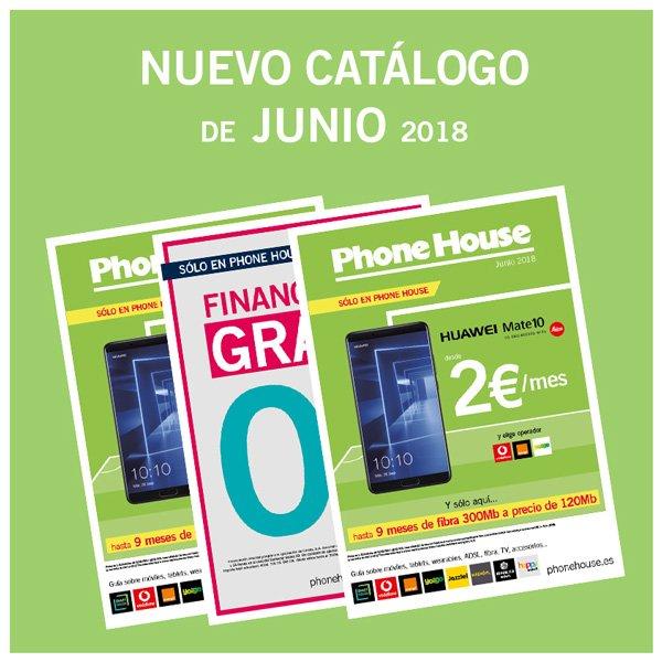 NUEVO CATÁLOGO JUNIO 2018