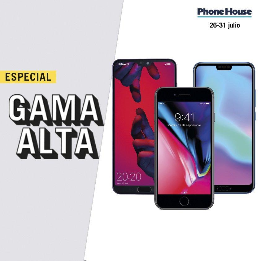 Especial Gama Alta en The Phone House El Rosal