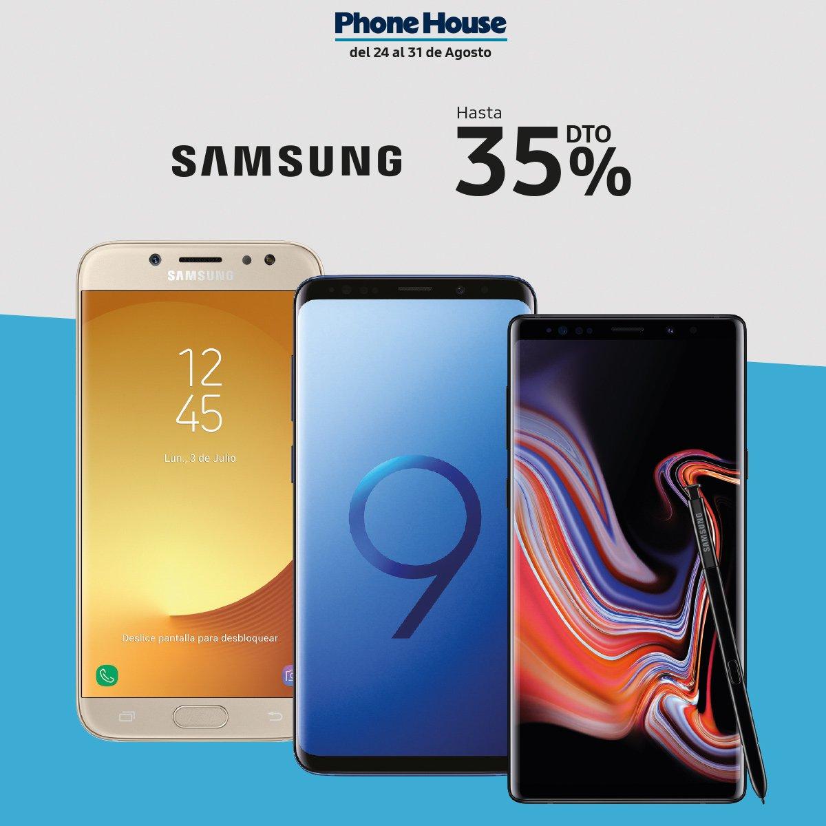 Especial semana Samsung y nuevo Note 9