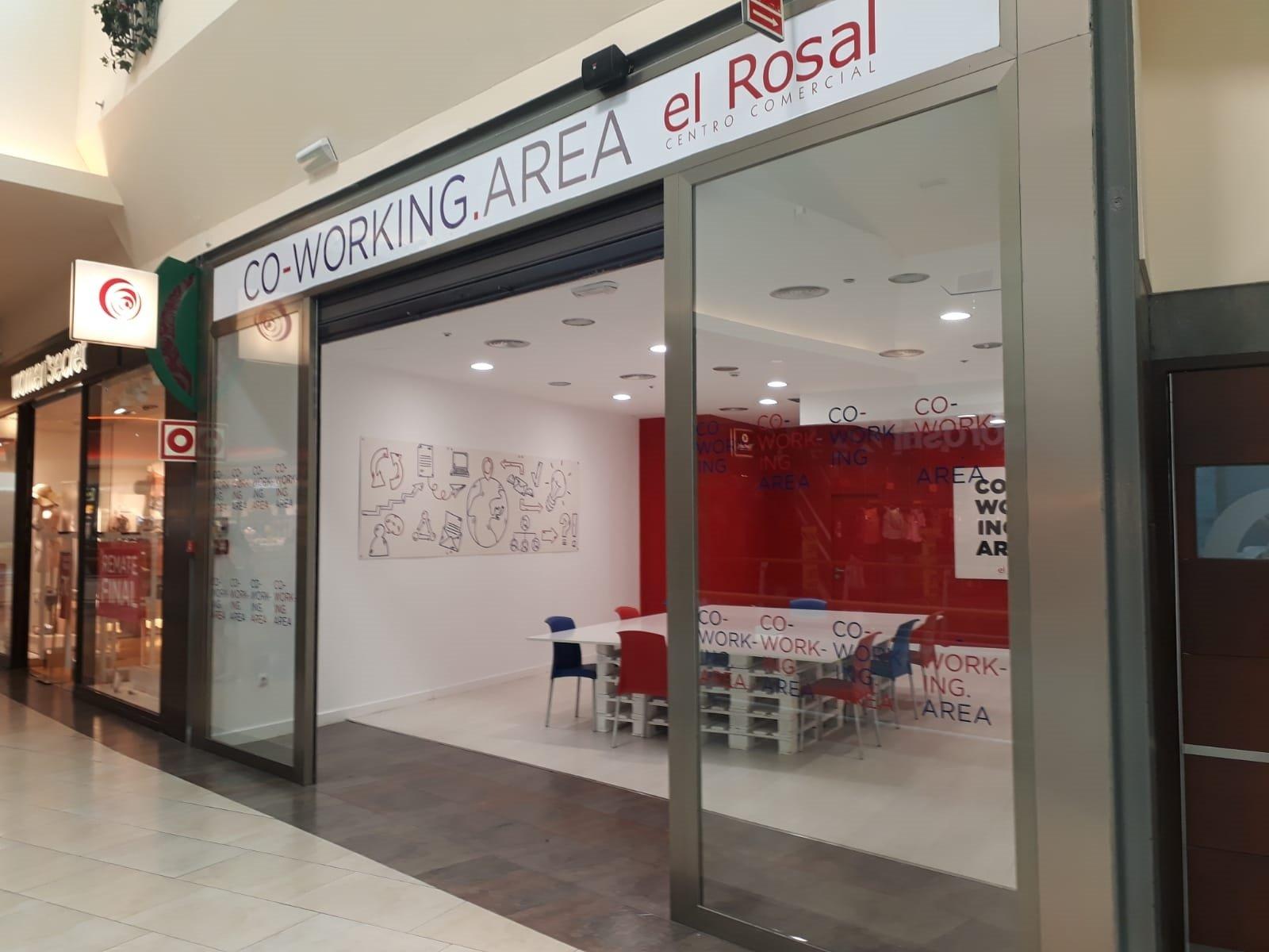 Evento COWORKING EL ROSAL