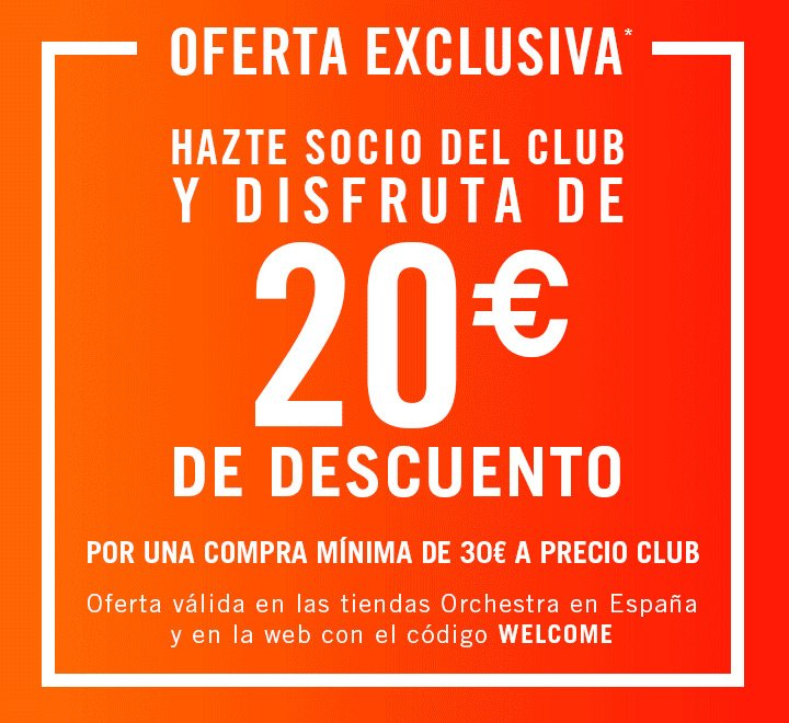 Oferta exclusiva Orchestra