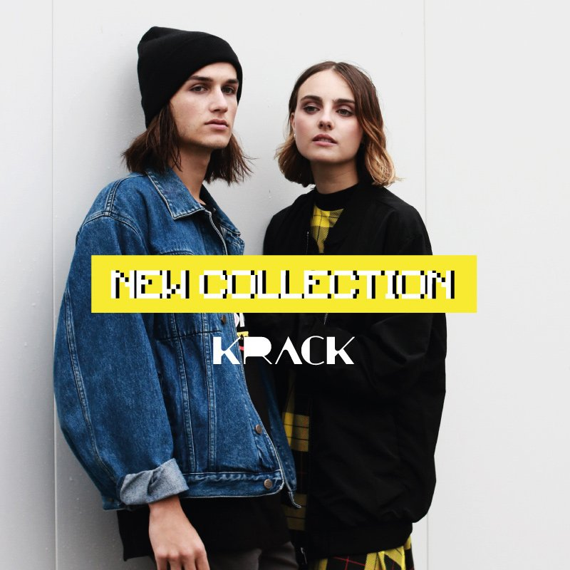 Are you a Krack? Oh, yes.  New Campaign F18