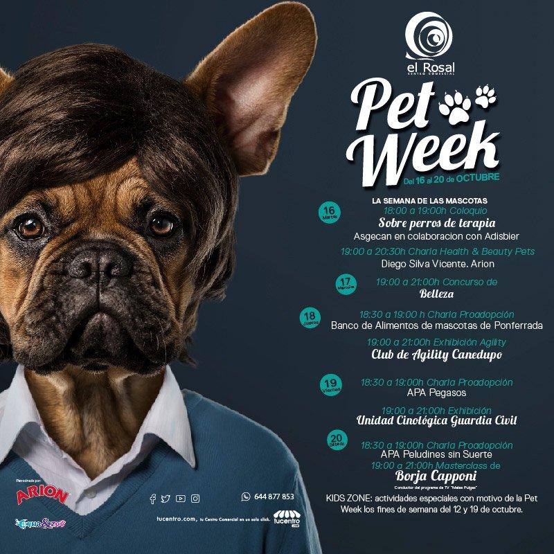PET WEEK