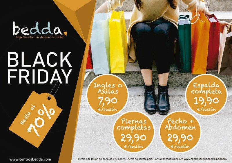BLACK FRIDAY BEDDA