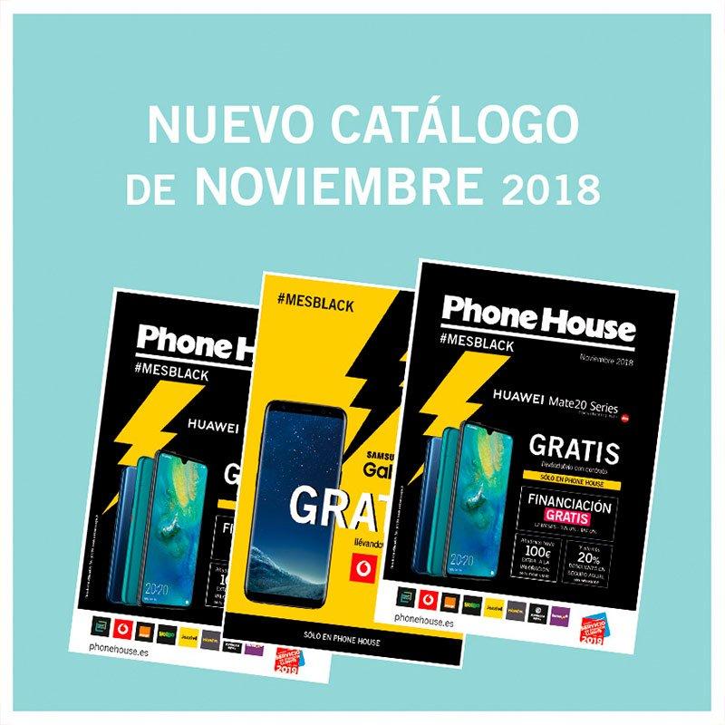 Catálogo Noviembre Phone House