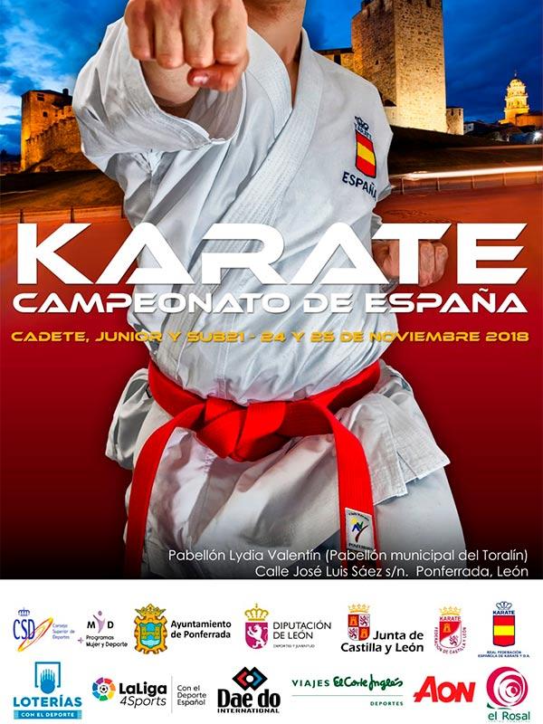 CAMPEONATO DE ESPAÑA DE KARATE
