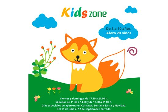 KIDS ZONE – Fun Play Area