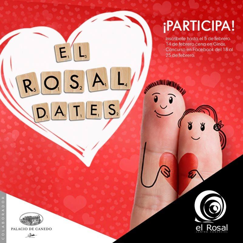 💗 EL ROSAL DATES 💗