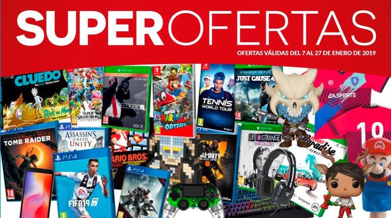 ESPECIAL SÚPER OFERTAS GAME