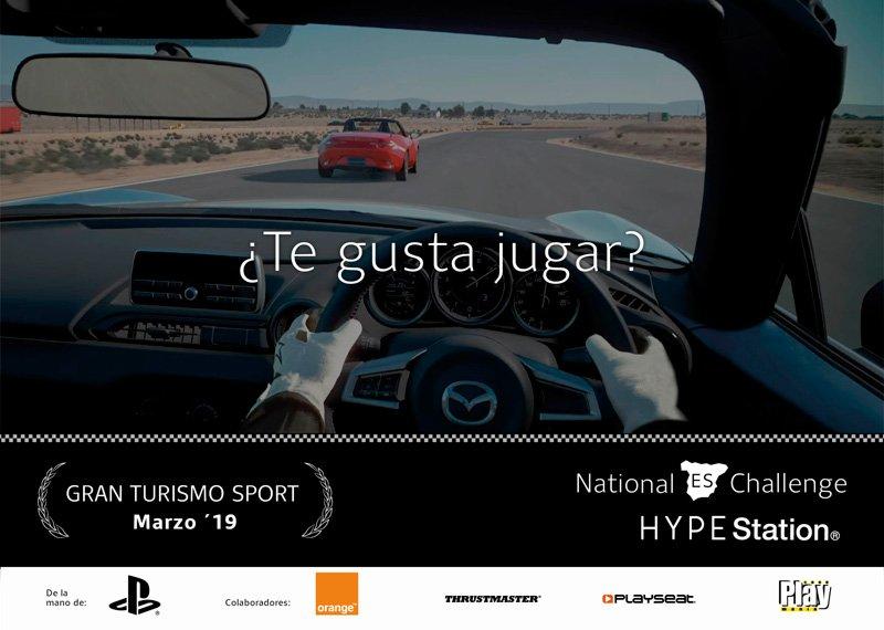 GT SPORT NATIONAL CHALLENGE