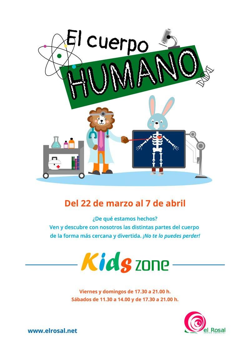 KIDS ZONE: El Cuerpo Humano