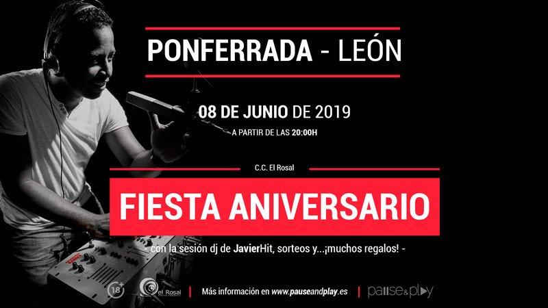 Promociones Aniversario El Rosal