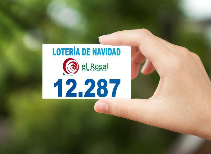 Promociones Loterías y Apuestas del Estado El Rosal
