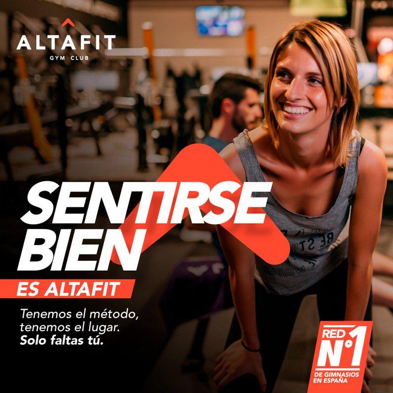 Promociones Altafit Gym Club El Rosal