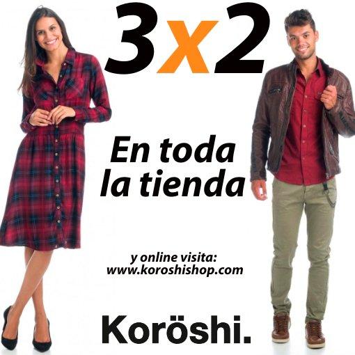 Promociones Koröshi El Rosal