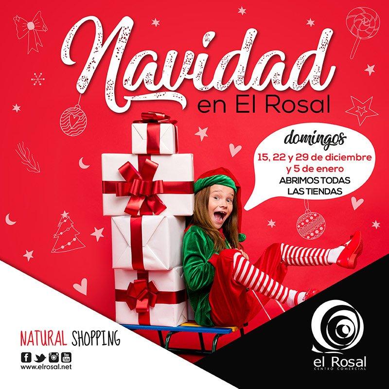 Navidad en El Rosal, ¡te esperamos!