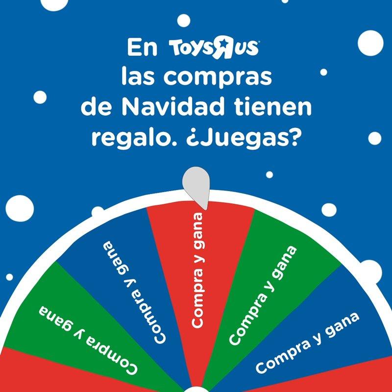 """Promociones Toys""""R""""Us El Rosal"""