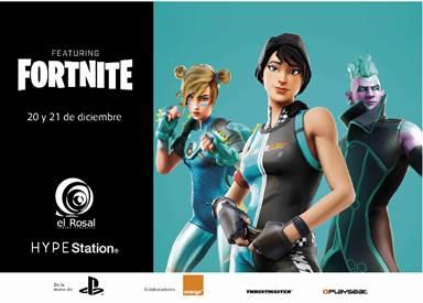 Nuevo torneo Fortnite