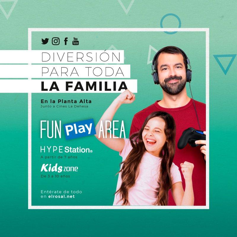 Fun Play Area