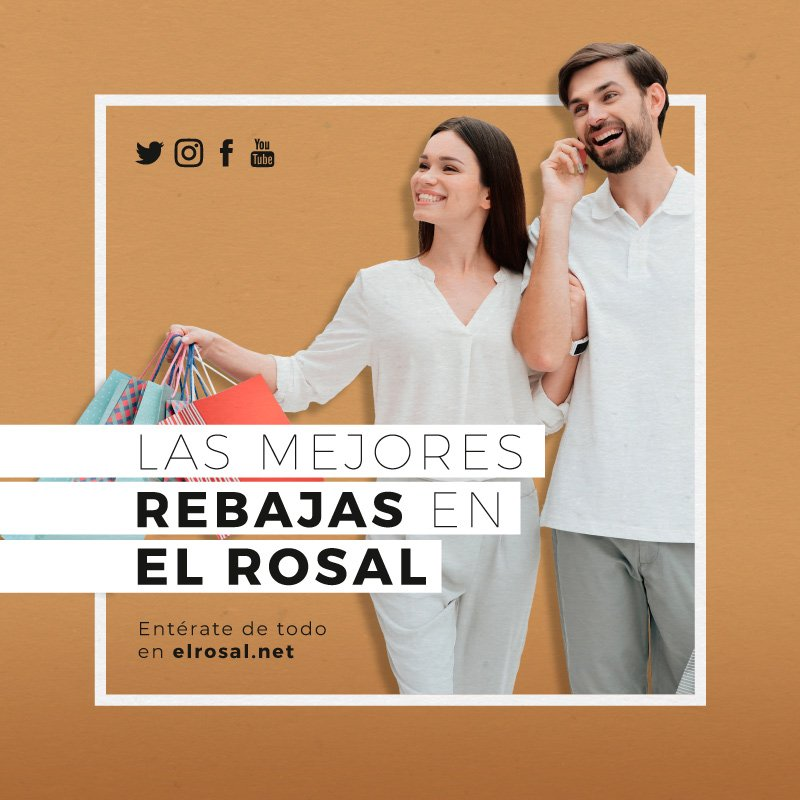 Rebajas en El Rosal